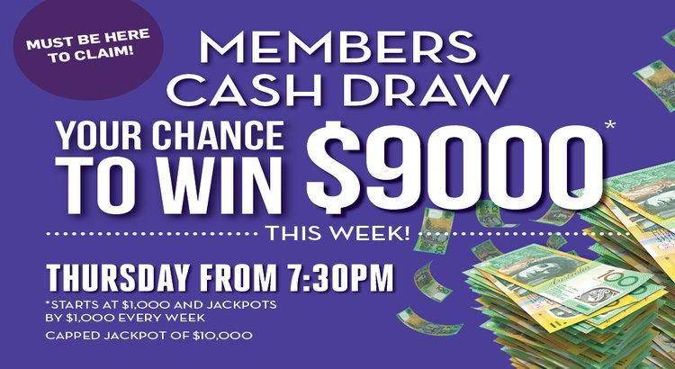 $9,000 badge draw